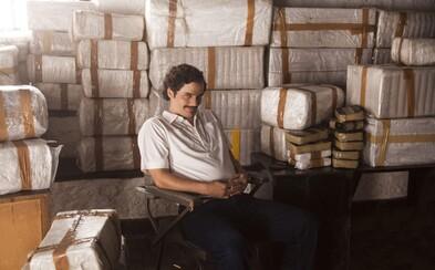 Netflix vďaka autentickej 10-dielnej sérii Narcos načrtol Escobarove drogové impérium a jeho pád (Recenzia)