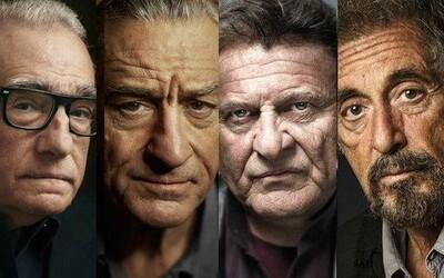 Netflix zaplatí za Scorseseho gangsterku The Irishman s De Nirom a Al Pacinom 105 miliónov dolárov