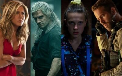Netflix zverejnil 10 najsledovanejších filmov a seriálov roka 2019