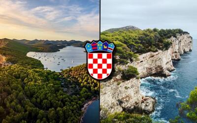 Netradiční kout Chorvatska nabízí strmé útesy i delfíny. Nechybí ani jezero slanější a teplejší než moře