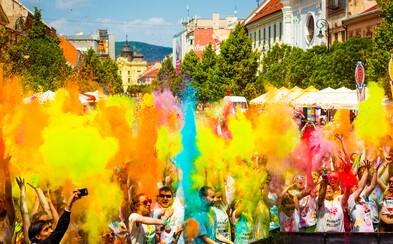 Netradičný charitatívny beh Farbám neujdeš už o pár týždňov ovládne naše hlavné mesto