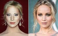Neuveriteľné premeny britského make-up artistu ti vyrazia dych. Jennifer Lawrence či Ellen DeGeneres pre neho nie sú žiadny problém