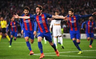 Neuveriteľné sa stalo skutočnosťou a Barcelona dokonala obrat tisícročia. Parížanom nadelila šestku a postupuje ďalej