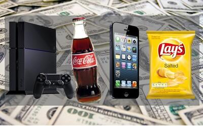 Neuvěřitelné statistiky o nejprodávanějších výrobcích. iPhonů se prodalo více, než kolik je obyvatel Evropské unie