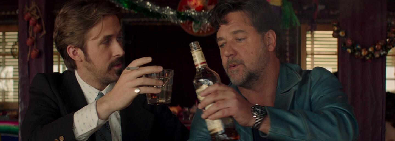 Neuveriteľne vtipný a vizuálne úžasný trailer pre The Nice Guys s Goslingom a Croweom!