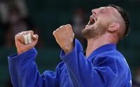 Neuvěřitelný výkon Lukáše Krpálka! Judista pro Česko vybojoval další zlatou medaili