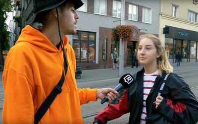 Nevieš, ako zvládnuť pracovný pohovor? V uliciach sme zisťovali, či sú mladí Slováci pripravení na budúcnosť