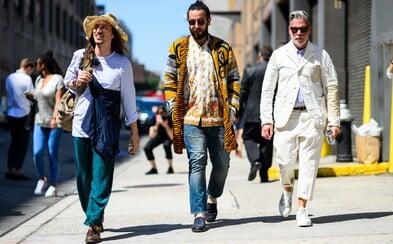 Nevieš, čo na seba? Sleduj výber tých najlepších Street Style záberov z New Yorku a inšpiruj sa!