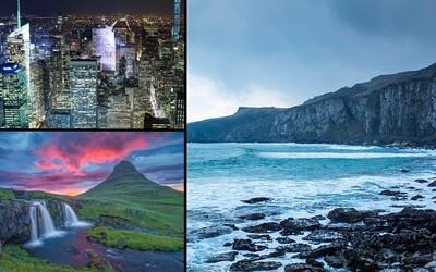 Nevieš kam na dovolenku? Vyber sa na výlet do lokalít, kde sa natáčali tvoje obľúbené filmy či seriály!