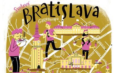 Nevieš, kde v Bratislave nájdeš skvelú indickú či africkú kuchyňu? Foodbloger Čoje krstil gastromapu Bratislavy