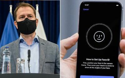 Nevieš odomknúť iPhone cez Face ID s rúškom? Nový update na iPhone ponúkne riešenie