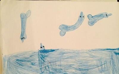Nevinné detské ilustrácie, ktoré však dospeláci pochopia úplne inak. V detstve sme ešte skazení neboli