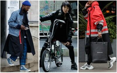 Nevíte, co si obléct? Výběr nápaditých outfitů z ulic metropolí vám pomůže s rozhodováním