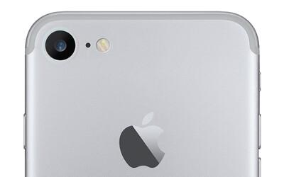 Nevkusné pásky z iPhonu 7 zcela nezmizí. Uniklý render odhaluje pouze malou vizuální změnu