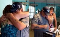 Nevlastnému otcovi dala najkrajší narodeninový darček. Spýtala sa ho, či by si ju nechcel adoptovať a on nedokázal udržať slzy