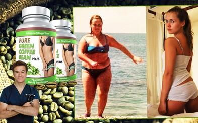 (Ne)vydarený ošiaľ v podobe zelenej kávy, ktorá sľubuje rýchle a účinné schudnutie desiatok kilogramov