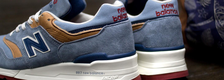 New Balance opäť boduje novým vyhotovením modelu 997 s prívlastkom Made in USA