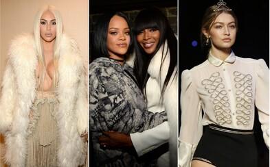 New York Fashion Week 2016: Jaké události a outfity vévodí nejproslulejší módní akci?