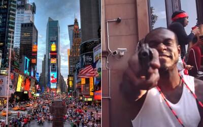 New York po 25 letech zažil 98 hodin bez střelby. Byl to úžasný víkend, řekl starosta