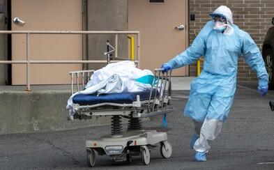 New York prekonal počtom nakazených Taliansko. Koronavírusom sa v ňom infikovalo takmer 150-tisíc obyvateľov