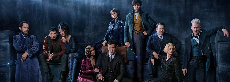 Newt Scamander je späť na čerstvých obrázkoch z pokračovania Fantastických zverov. Zastavil sa aj Jude Law ako mladý Albus Dumbledore