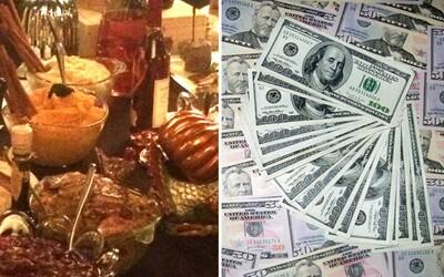 Newyorská reštaurácia ponúka večeru za závratných 50-tisíc dolárov. Deň vďakyvzdania môžeš v Amerike osláviť aj kaviárom za tisíce