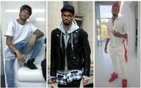 Neymar, Cristiano Ronaldo nebo Marek Hamšík. Vydělávají miliony, avšak z jejich outfitů nás bolí oči