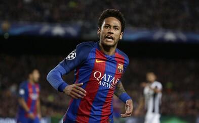 Neymar je len krôčik od návratu do Barcelony, tvrdia brazílske médiá
