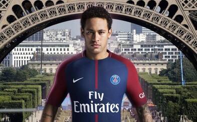 Neymar odchází do PSG a stane se nejdražším fotbalistou historie! Rozloučil se s ním už i Leo Messi