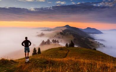 Nezabudli ste na krásy slovenskej prírody? Fotografie 16-ročného študenta vás zaručene uchvátia
