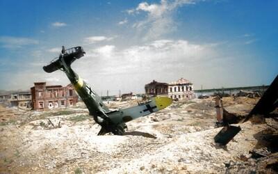 Nezapomenutelná bitva u Stalingradu na fotografiích, které vyvolávají husí kůži. V boji proti nacistům padly statisíce životů
