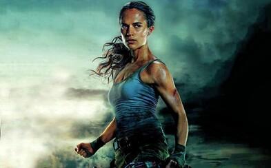 Nežná Alicia Vikander si ako Lara Croft prejde tvrdými skúškami i dobrodružstvami, čo dokazujú aj čerstvé obrázky zo snímky Tomb Raider
