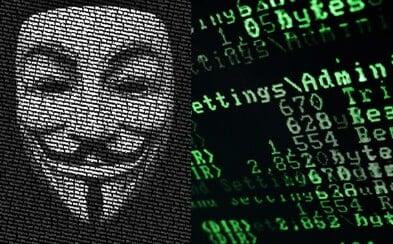 Neznámý hacker z Anonymous shodil 5 tisíc stránek s dětskou pornografií. Téměř pětina dark webu nebyla dostupná