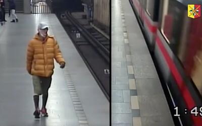 Neznámý pachatel napadl v Praze dvě ženy nožem, policie po něm pátrá