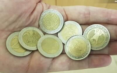 Neznámy páchateľ vyrába v Bratislave falošné dvojeurovky. Polícia upozorňuje občanov, aby si dávali pozor