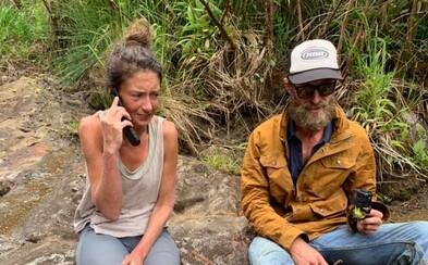 Nezvestnú ženu našli na Havaji po dlhých 17 dňoch. So zlomenou nohou prežívala vďaka lesným plodom
