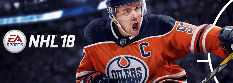 NHL 18 prepíše históriu. Po prvýkrát si budeme môcť zahrať za slovenský tím