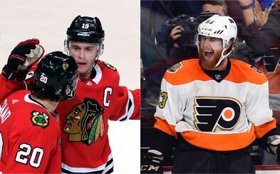 NHL míří do Prahy! Na podzim se zde utkají Chicago Blackhawks a Philadelphia Flyers
