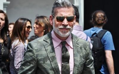 Nick Wooster, 54-ročný majster módy