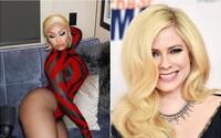 Nicki Minaj a Avril Lavigne nejsou hloupé blondýny. Společnou skladbou bojují proti stereotypům