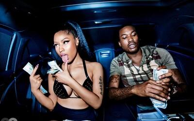 Nicki Minaj a Meek Mill detailnejšie odhalili svoj vzťah na fotografiách plných luxusu