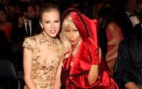 Nicki Minaj kritizuje MTV VMA za tohtoročné nominácie. Taylor Swift si to zobrala osobne a Bruno Mars sa pobavil