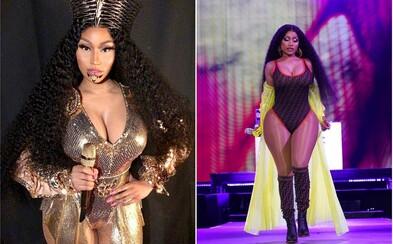 Nicki Minaj ruší ďalší koncert na európskom turné kvôli technickým komplikáciám. Opäť obviňuje organizátorov