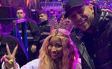 Nicki Minaj sa ospravedlňuje, Slovensko miluje a chce sa vrátiť. Situáciu nezachránil ani Majk Spirit