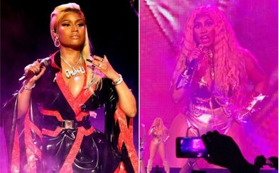 Nicki Minaj v Polsku vystoupila bez problémů. Zvládne 8hodinový přesun do Budapešti?