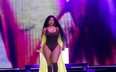 Nicki Minaj zrušila ďalší koncert