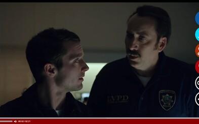Nicolas Cage a Elijah Wood si spoločne zahrajú skorumpovaných fízlov v komediálnej dráme The Trust