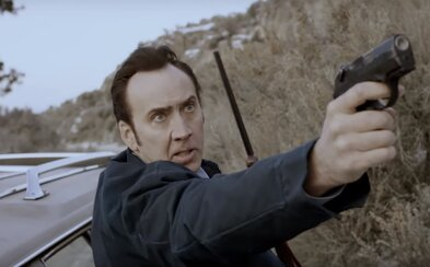 Nicolas Cage sa v akčnej sci-fi snímke vzoprie vládnej organizácii v nehostinnom post-apokalyptickom svete