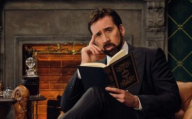 Nicolas Cage ti ve vtipném seriálu od Netflixu vysvětlí, jak vznikaly nadávky a jaký mají pro lidi psychologický význam