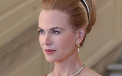 Nicole Kidman ako Grace Kelly v prvom traileri